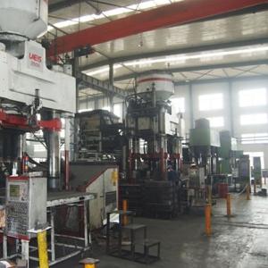 德国2500吨液压机