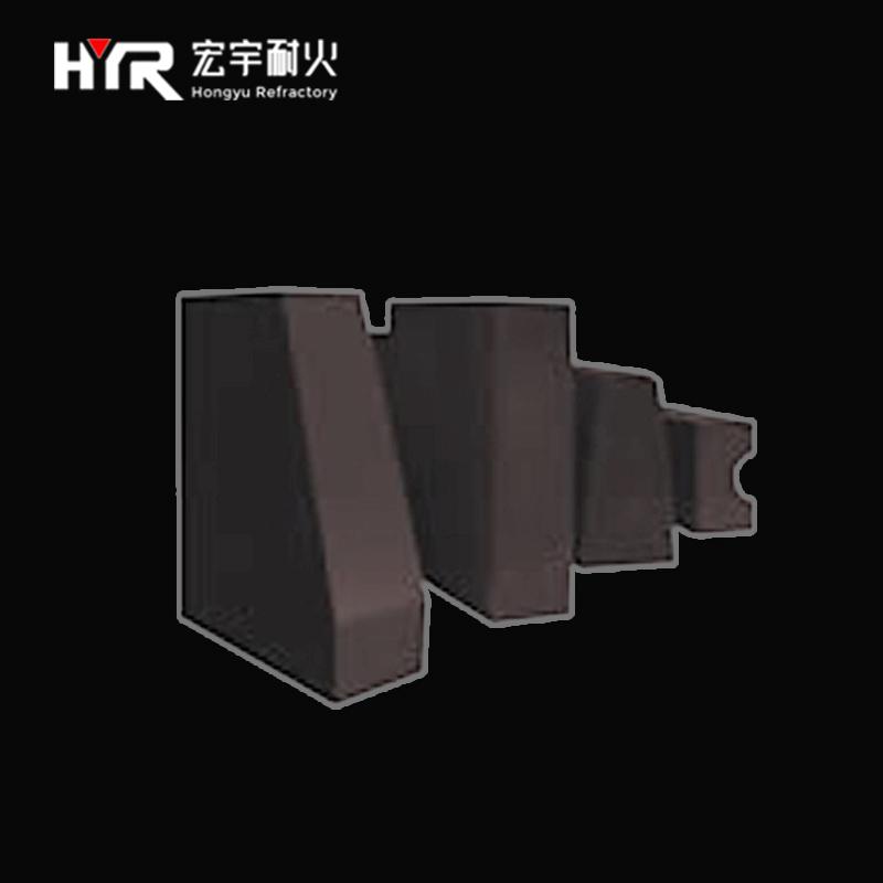 上海半再结合镁铬砖